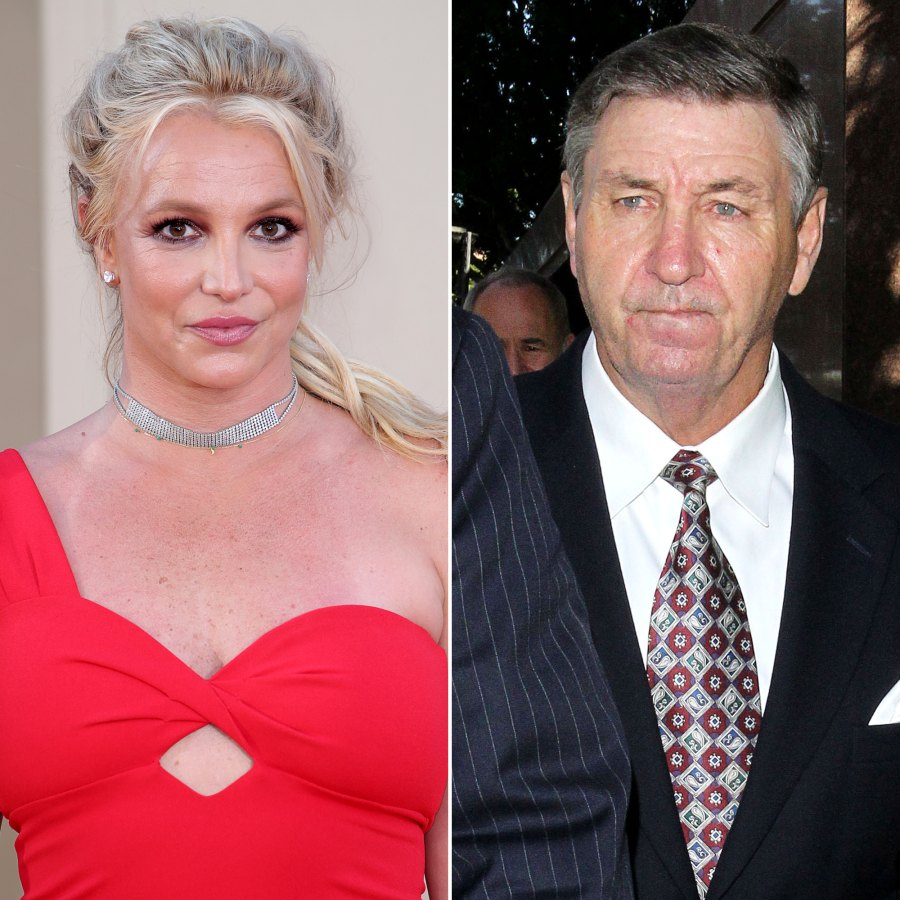 Britney Spears Is 'Strongly Opposed' to Dad Jamie Returning as Her Conservator