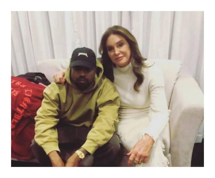 Caitlyn Jenner Defends Kanye West Instagram