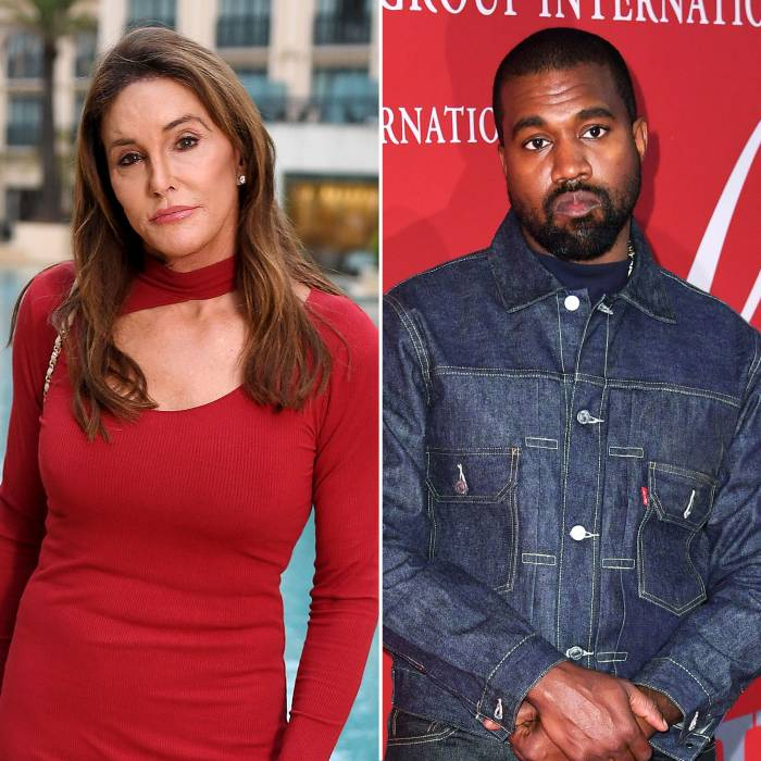 Caitlyn Jenner Defends Kanye West
