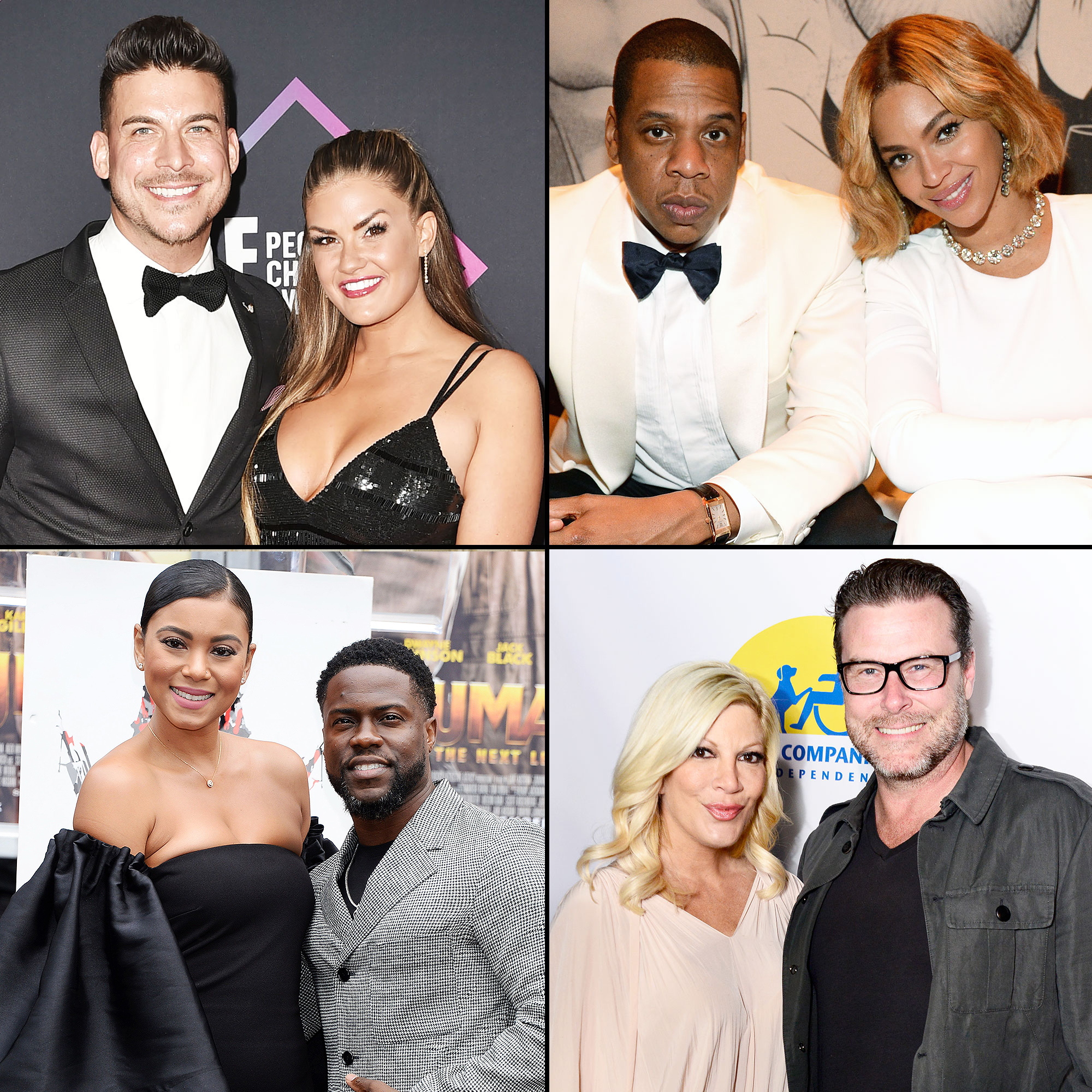 Actors with ugly wives