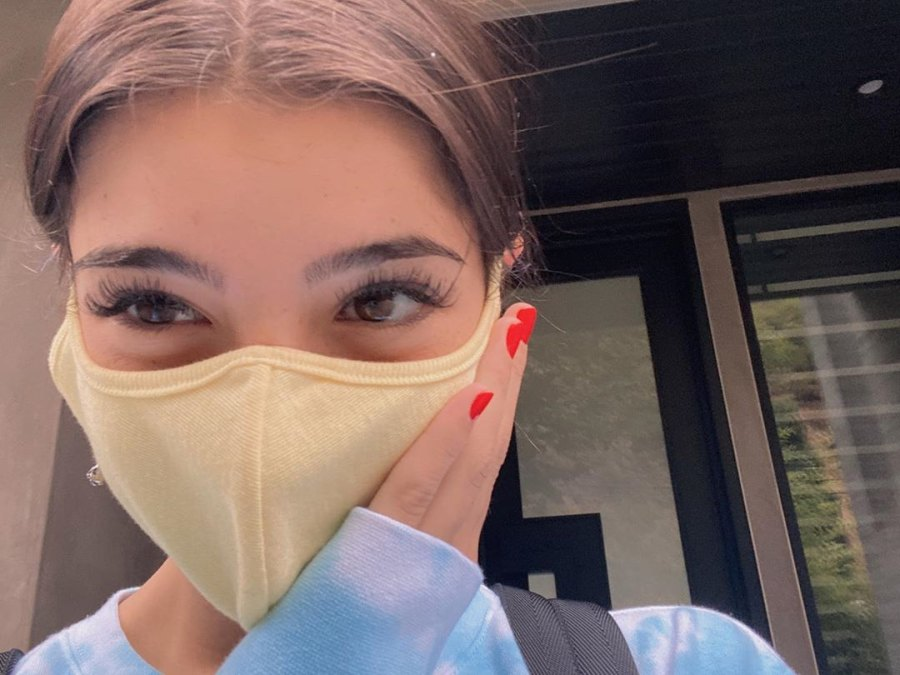 Celebrities Wearing Stylish Covid 19 Protective Face Masks Shop
