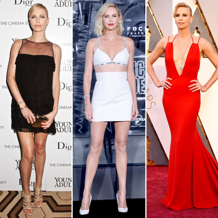Charlize Theron All-Time Best Fashion Moments