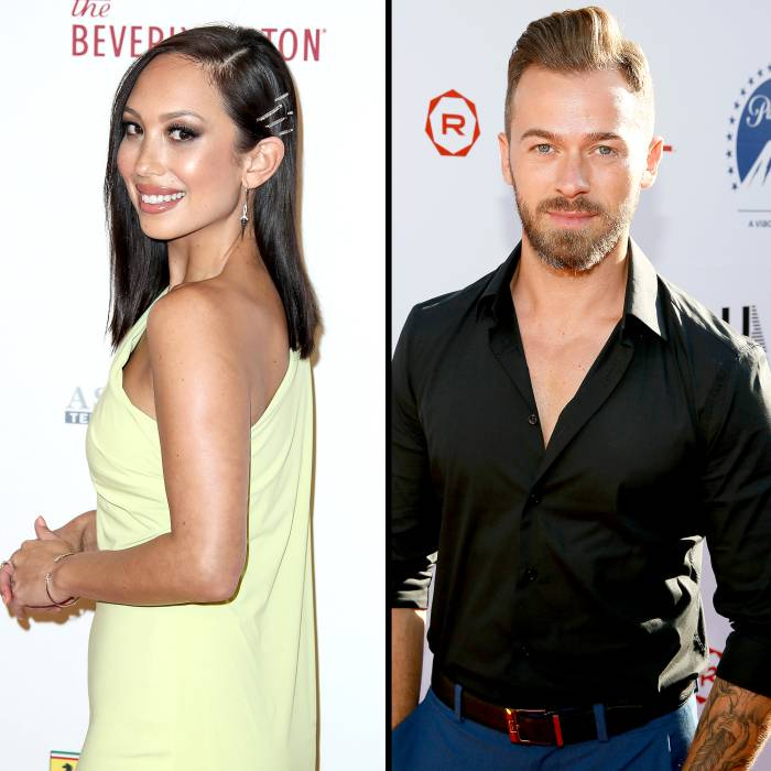 Cheryl Burke Says Artem Chigvintsev Was Very Excited Before Becoming a Dad