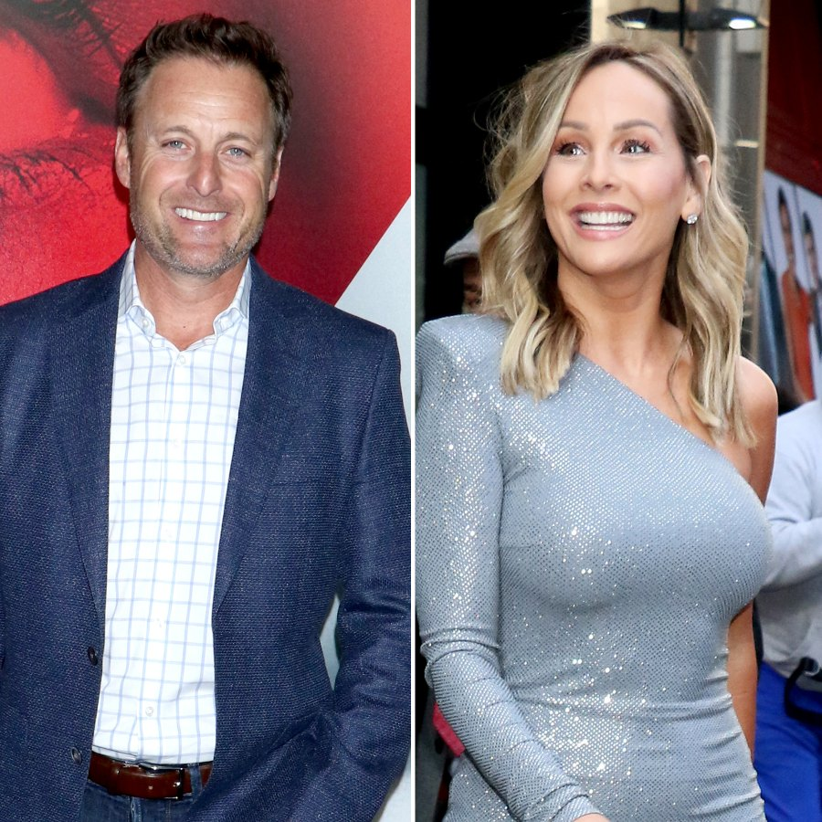 Chris Harrison Returns to Bachelorette Set Without Mask Films With Clare Crawley