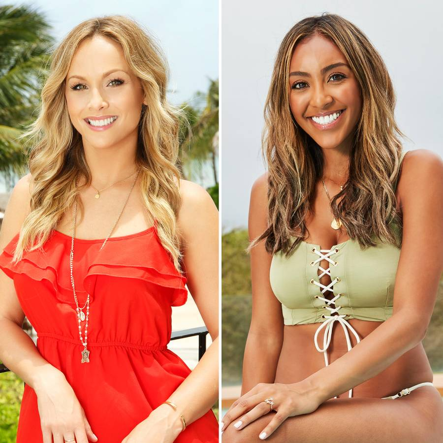 Clare Crawley Tayshia Adams Bachelorette Everything We Know
