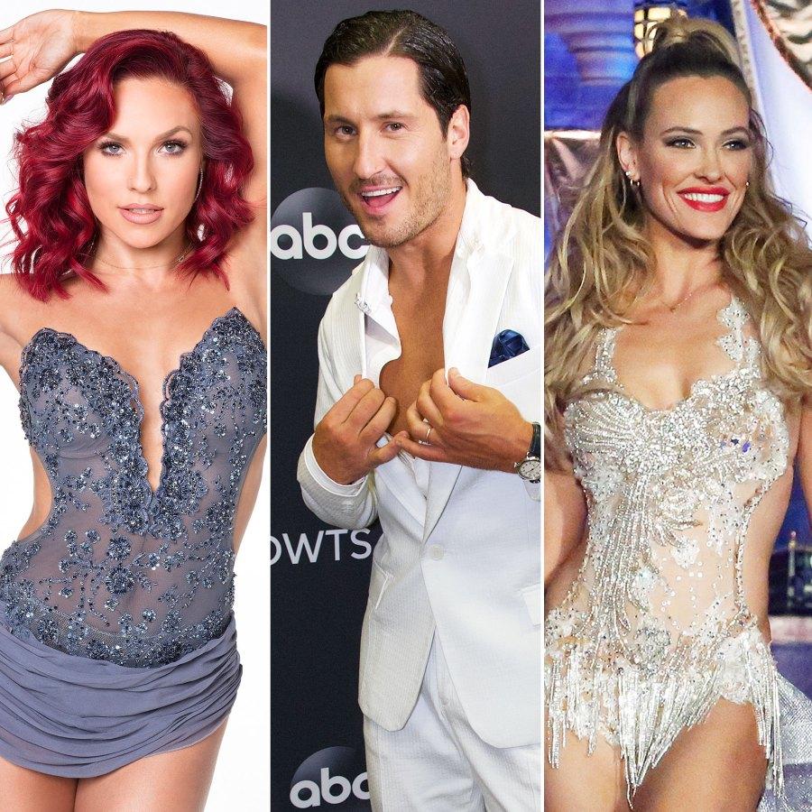 Sharna Burgess, Val Chmerkovskiy and Peta Murgatroyd Dancing With The Stars Season 29 Pros Revealed