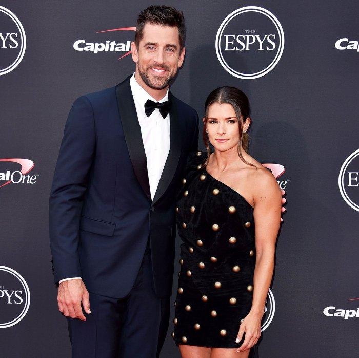 Danica Patrick Claps Back at Troll Over Aaron Rodgers Relationship