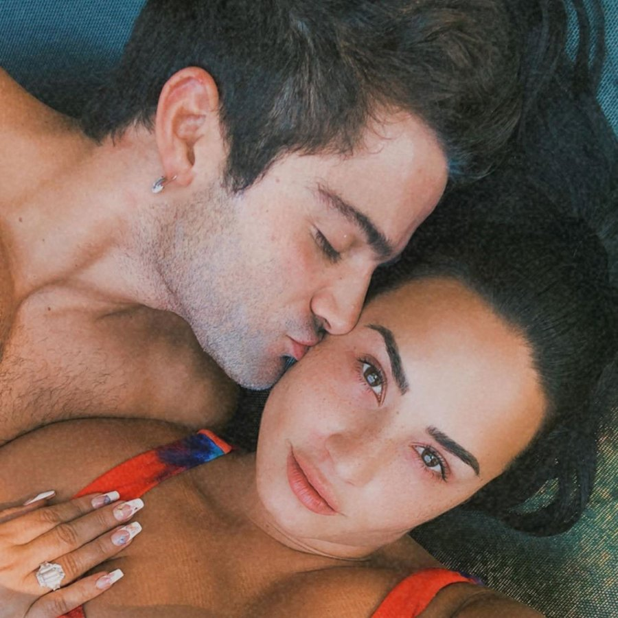 Demi Lovato and Fiance Max Ehrich Are in No Rush to Get Married