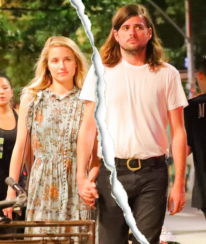 Dianna Agron and Mumford and Sons Winston Marshall Split After 3 Years of Marriage