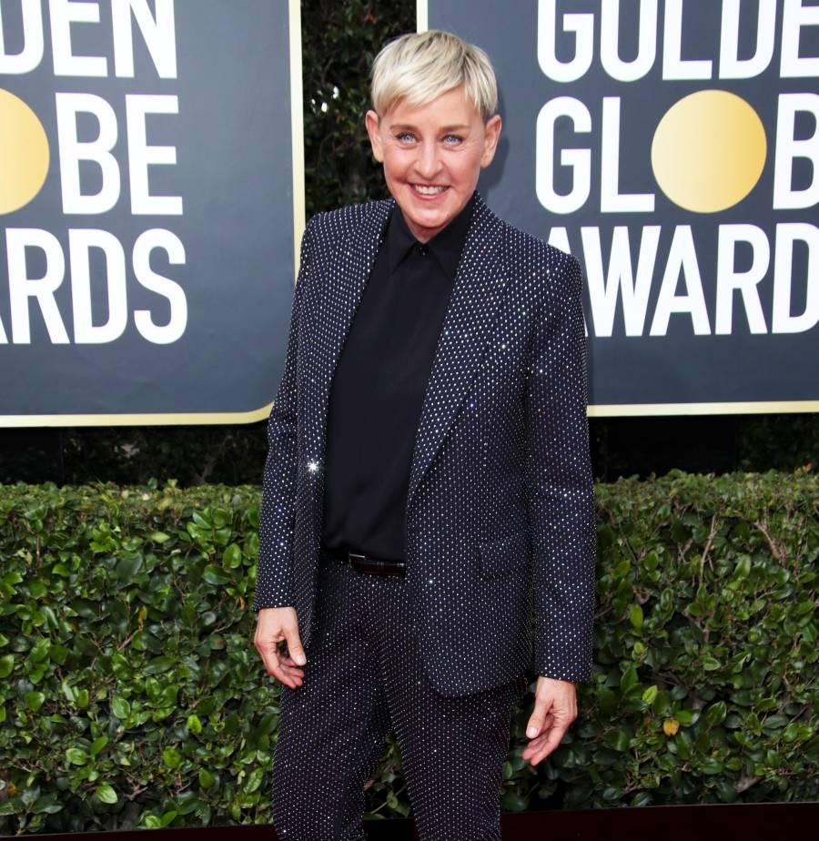 Ellen DeGeneres Celebrities React To Ellen DeGeneres Allegations