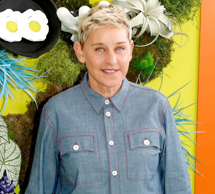 Ellen DeGeneres Boosted Morale During Video Call With Staff