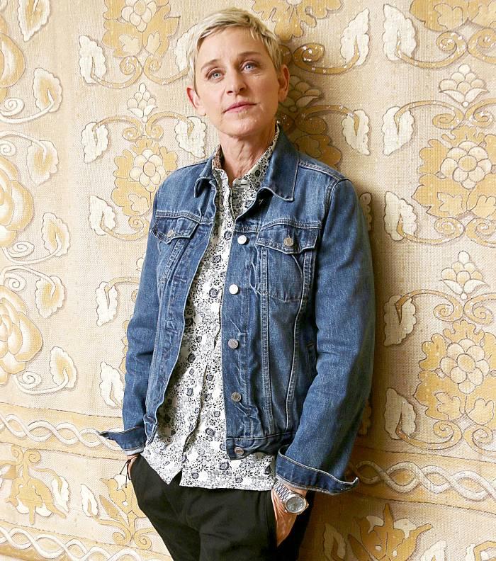 Les producteurs d'Ellen répondent aux réclamations lors d'une réunion au milieu d'une enquête