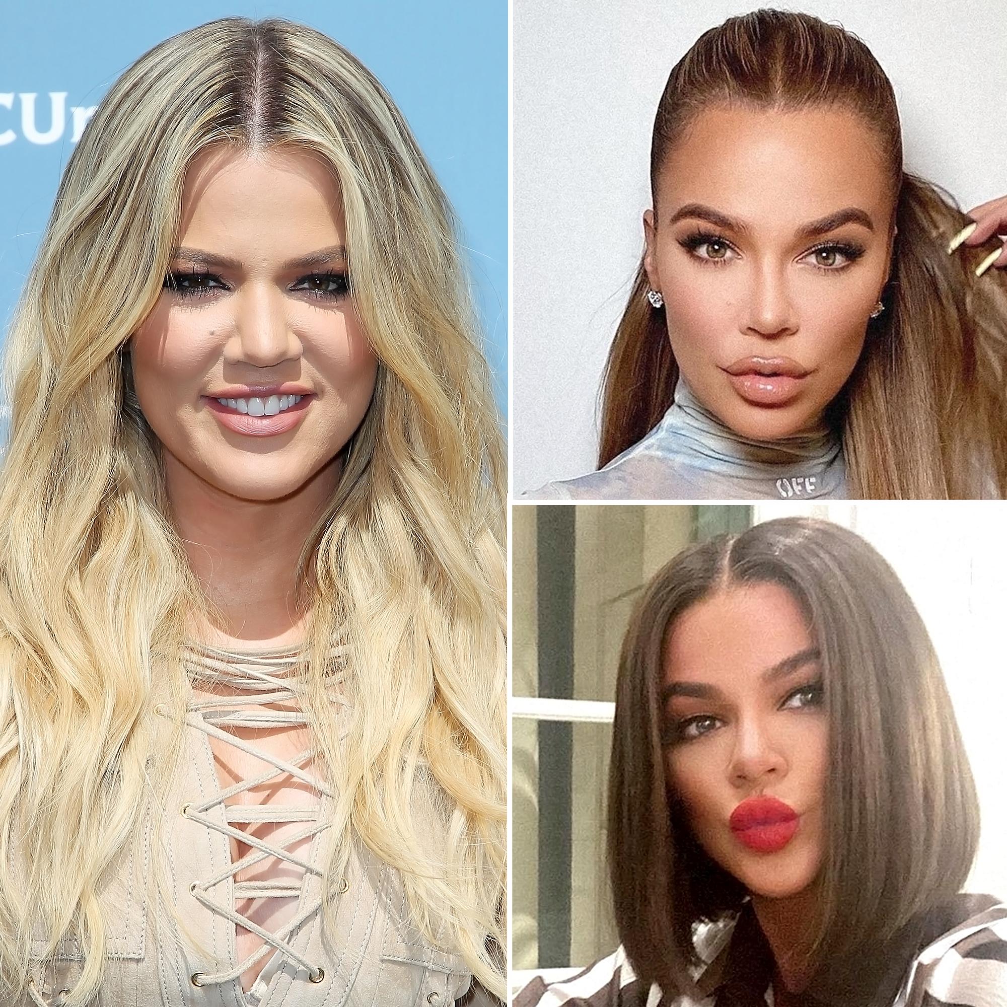 Khloe Kardashian On Her Ever Changing Look Facetune Allegations