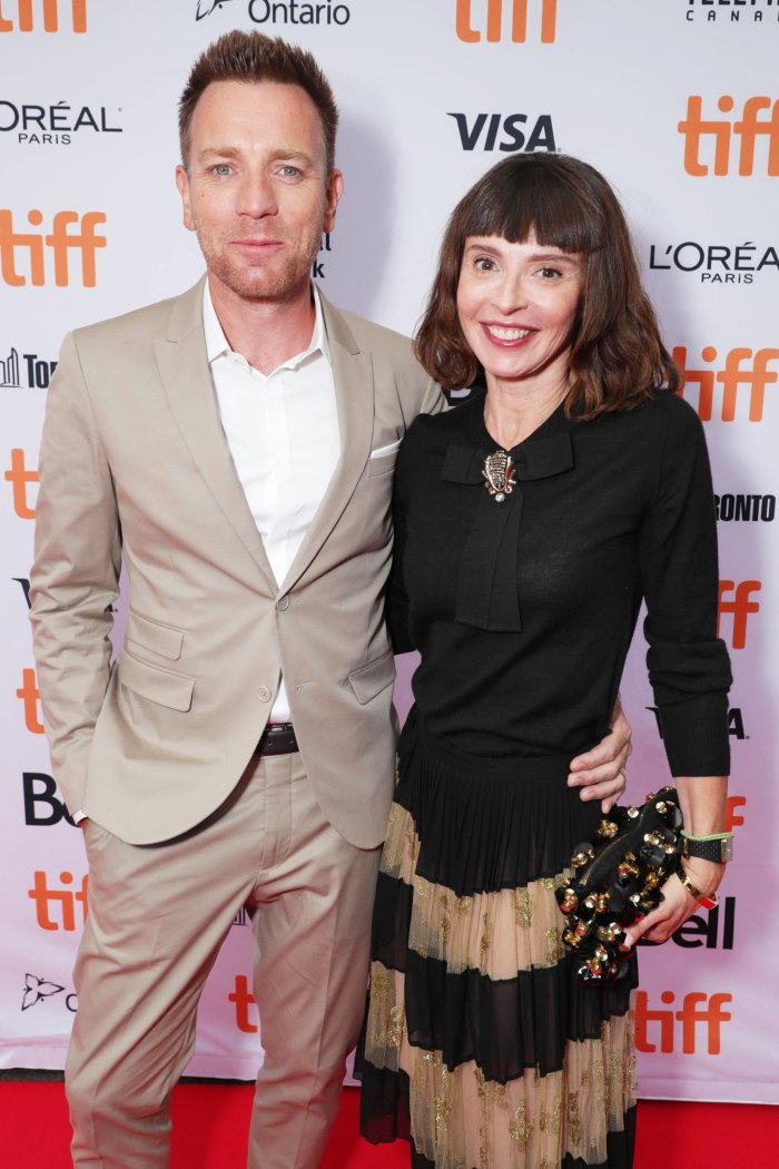 Ewan McGregor And Eve Mavrakis Will Split Star Wars Royalties In Divorce