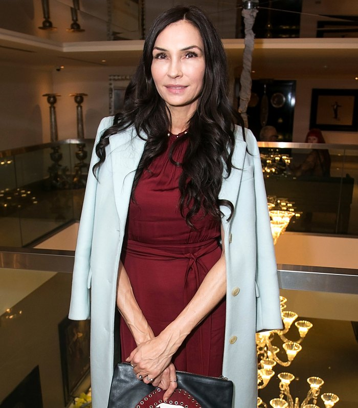 Famke Janssen 25 Things You Dont Know About Me