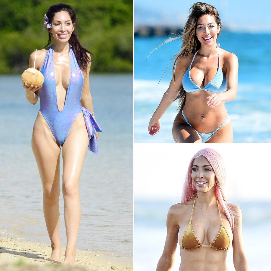 Farrah Abraham Sexiest Bikini Looks All Time