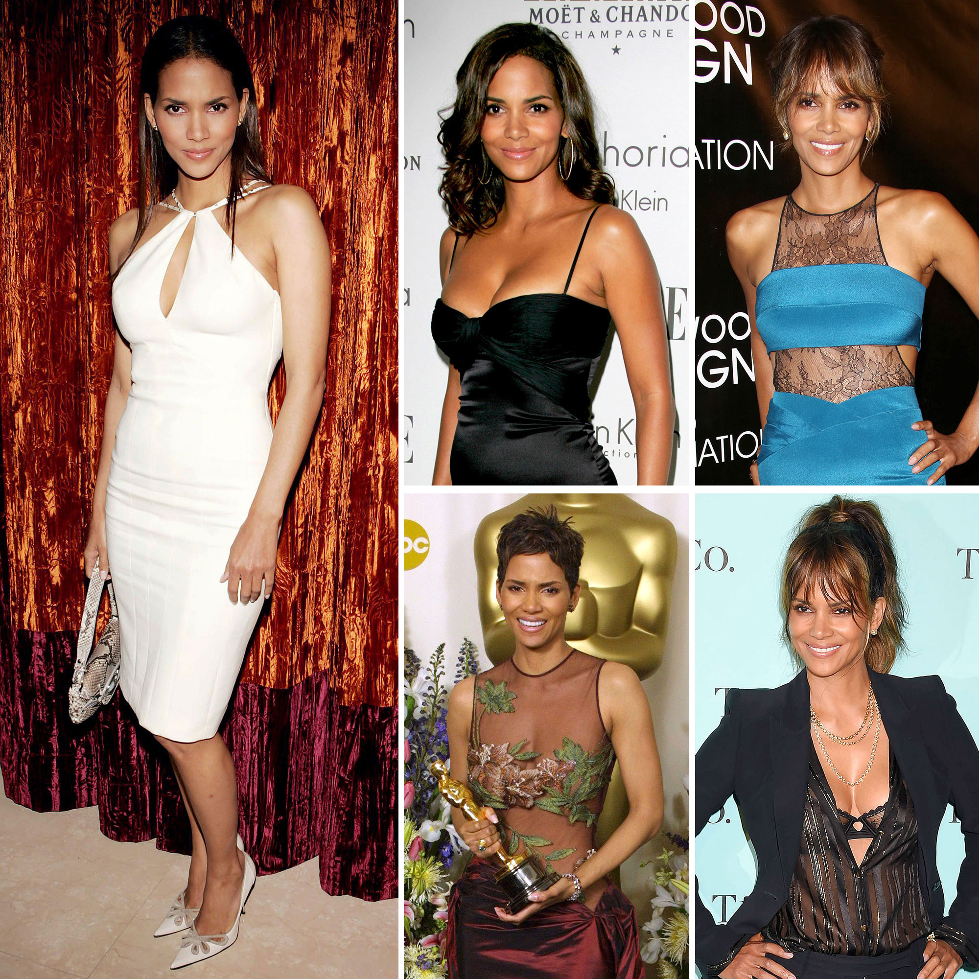 Halle Berry's Incredible Body Through the Years: Photos