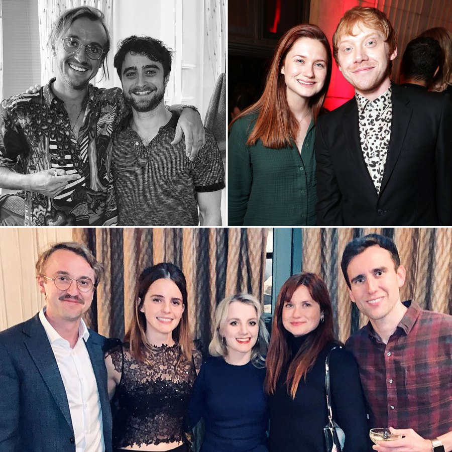 Harry Potter Stars Reunite Over the Years