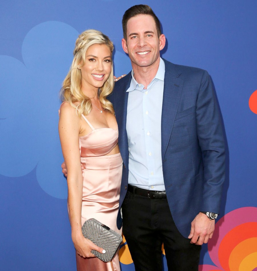 Heather Rae Young and Tarek El Moussa relationship timeline