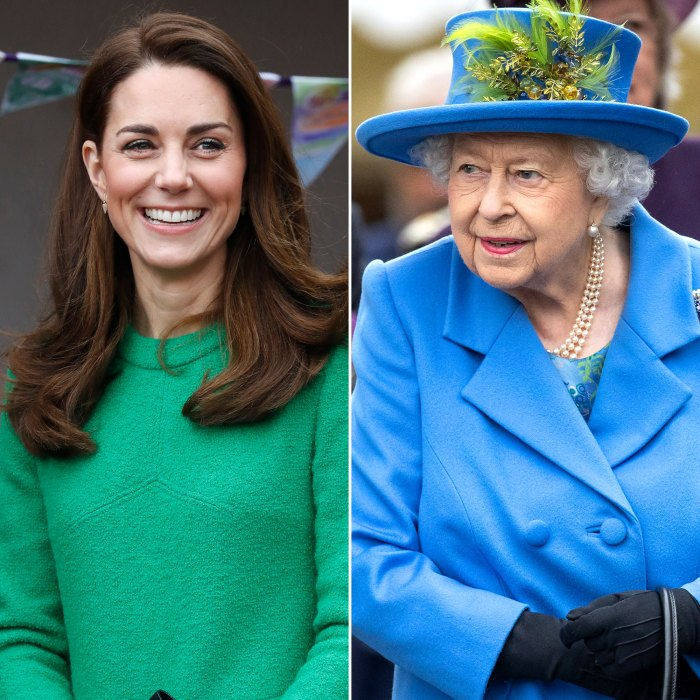How Duchess Kate Has Stepped Up for Queen Elizabeth II Amid Coronavirus Pandemic