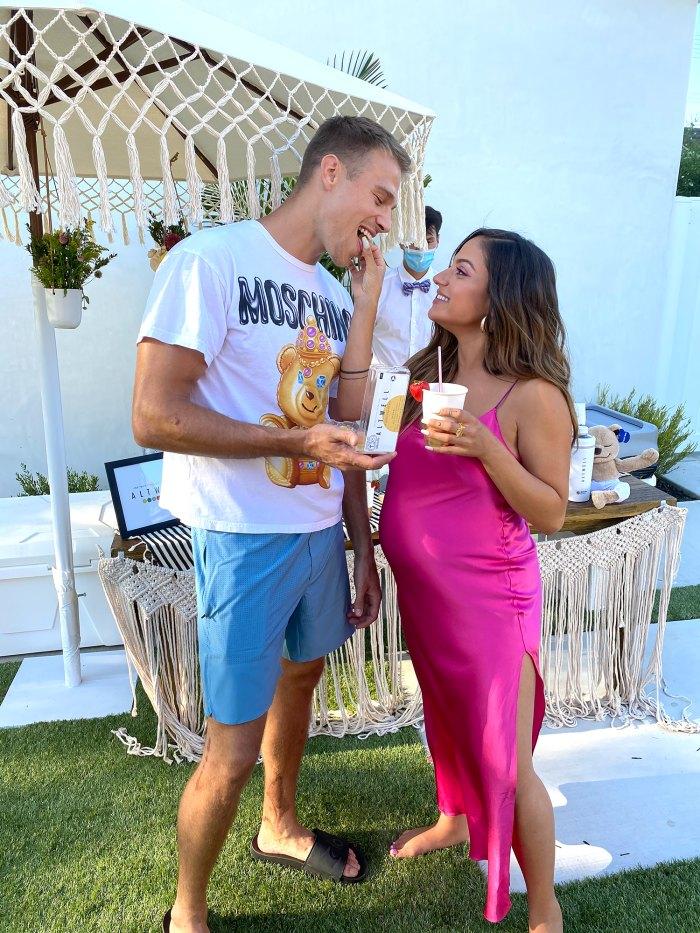 Inanna Sarkis and Matt Noszka Baby Shower