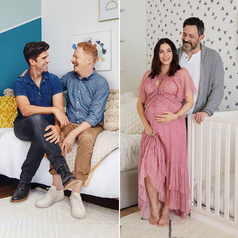Inside Celeb Parents Unique Nurseries Jesse Tyler Ferguson Jenna Dewan and More