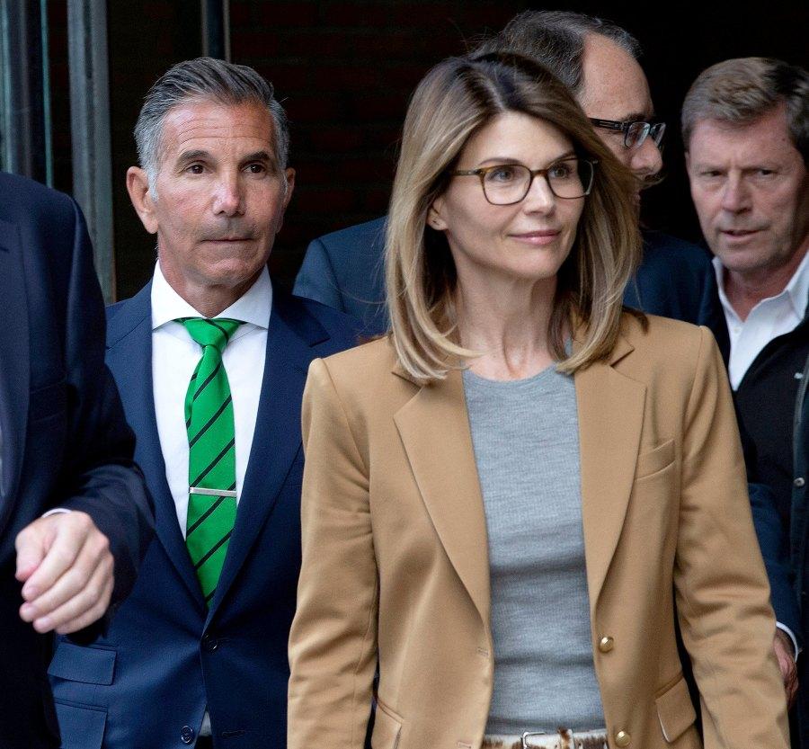Inside Lori Loughlin and Mossimo Giannulli Sentencing Hearing