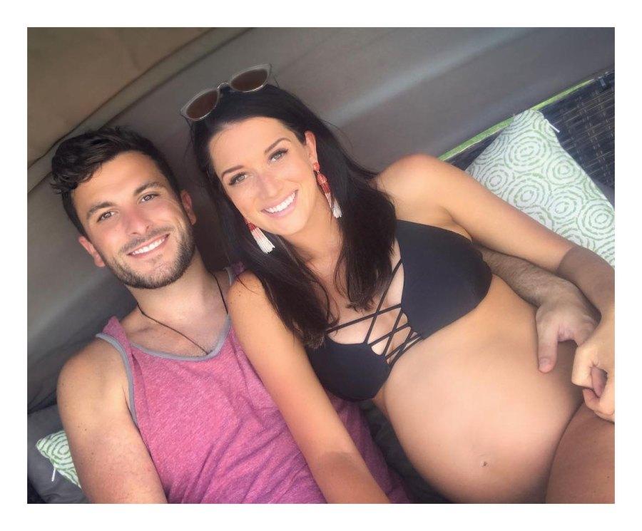 Jade Roper Tanner Tolbert Instagram Inside Pregnant Celeb Babymoons