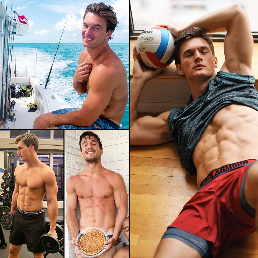 Jaw Dropping Pictures of The Bachelorette Fan Favorite Tyler Cameron