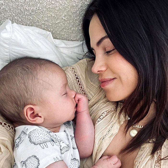 Jenna Dewan Describes Challenging Experience Breast-Feeding Son Callum