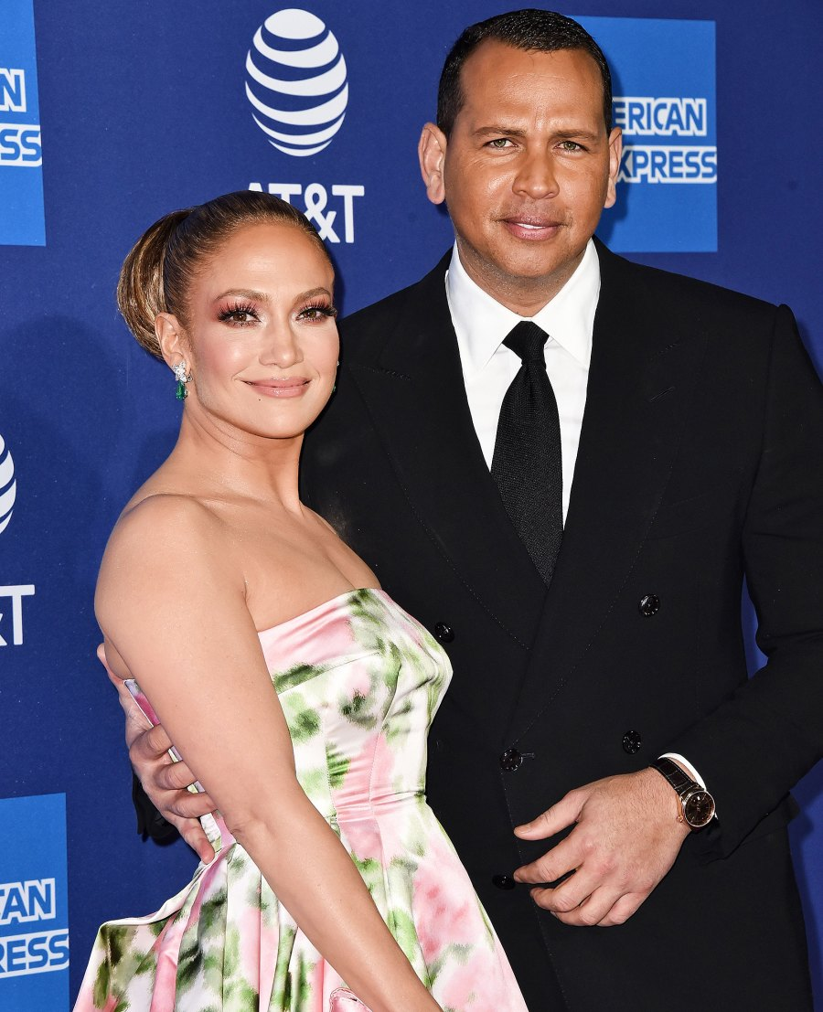 Jennifer Lopez, Alex Rodriguez Work Out Together in Miami