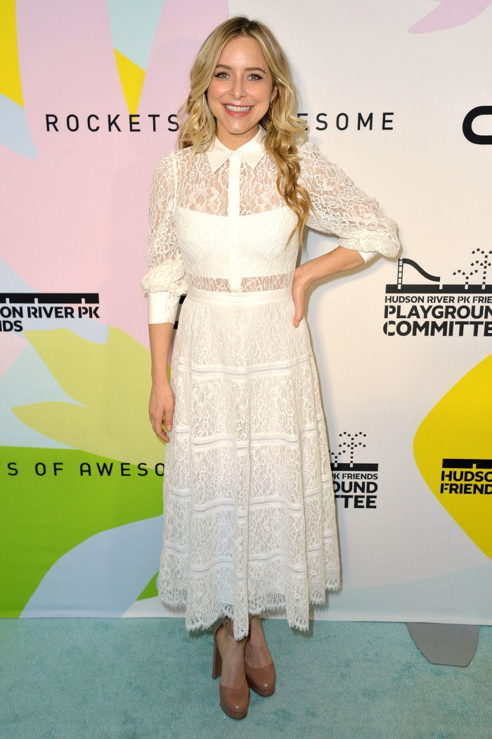 Jenny Mollen Fast Food All White
