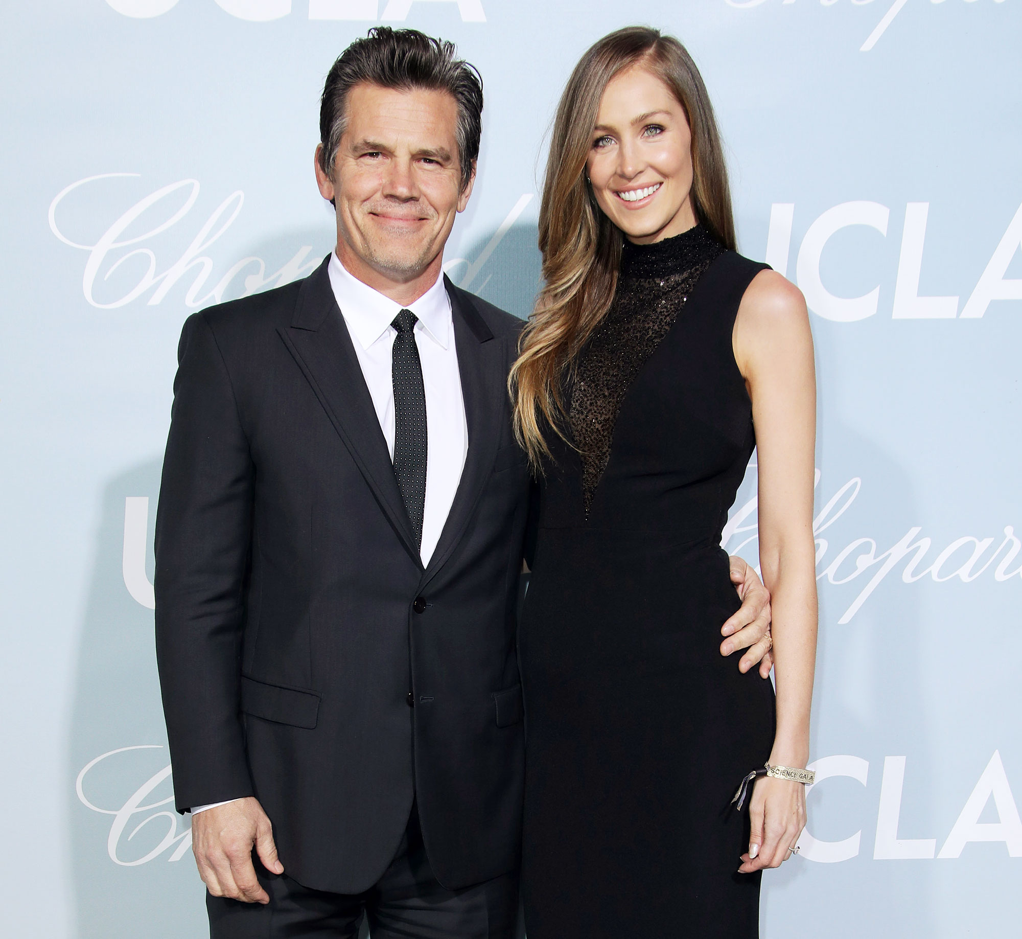 Josh Brolin and Kathryn Boyd attend the Hollywood for Science Gala Josh Brolin and Kathryn Boyd Welcome Their Second Child Together