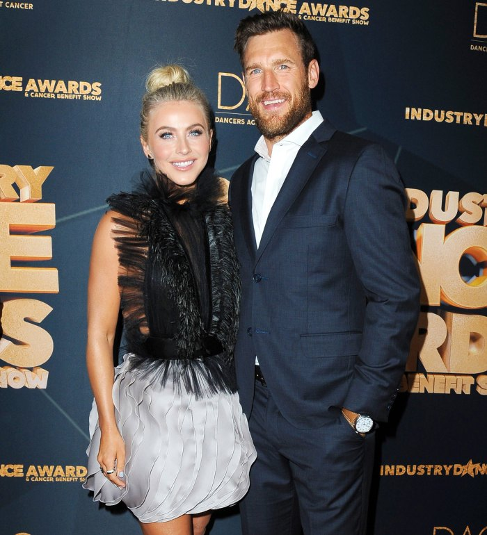 Julianne Hough And Brooks Laich Spotted At Lunch Together Amid Divorce