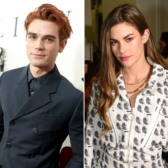 KJ Apa Takes Nude Photos Clara Berry She Declares Her Love for Him