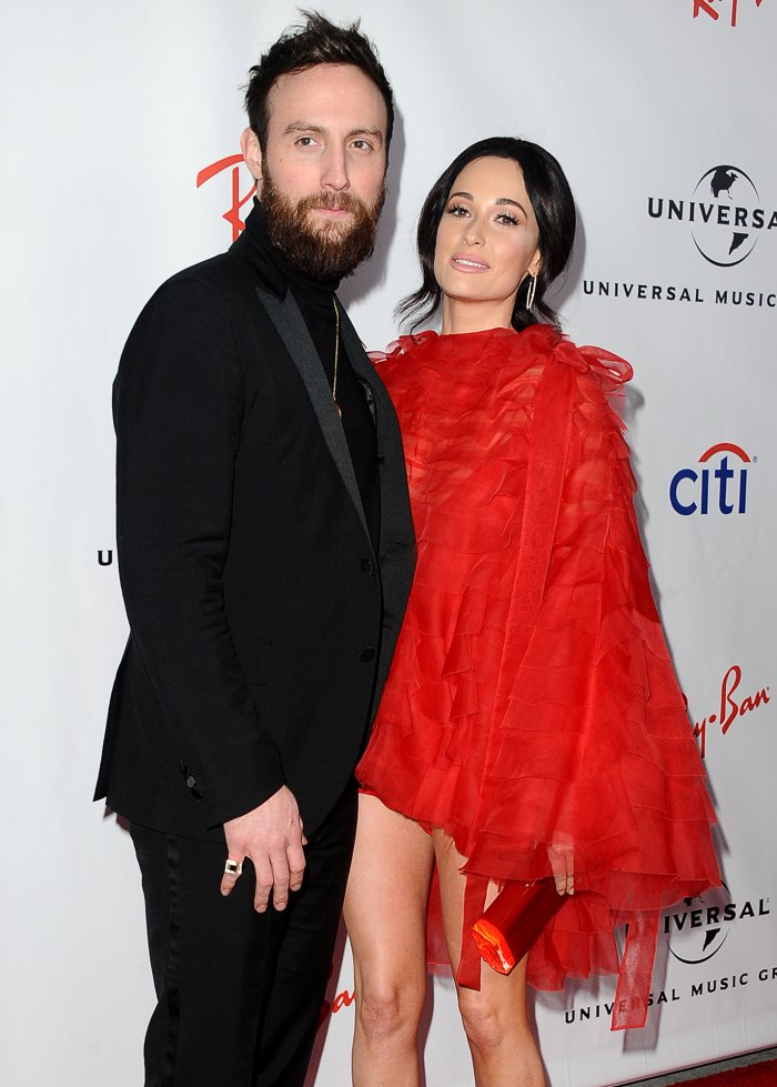 Kacey Musgraves' Estranged Husband Ruston Kelly Teases 'It Doesn't Have to Be' Over Amid Divorce