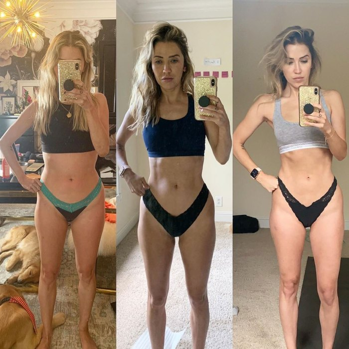 Kaitlyn Bristowe Shows Off Her Abs in Underwear Pic as She Preps for DWTS Instagram