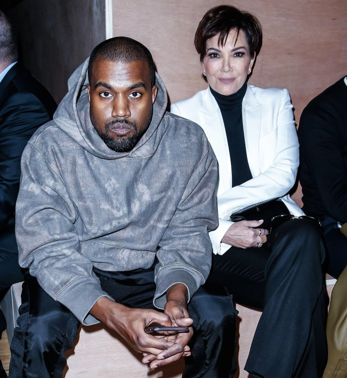 Kanye West Celebrates Kris Jenner After Calling Her Out on Twitter