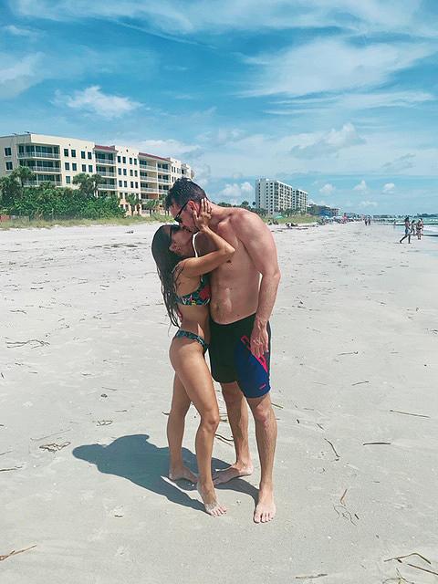 Katrina Badowski Details Quarantine Romance With BF Robert Freeman 2