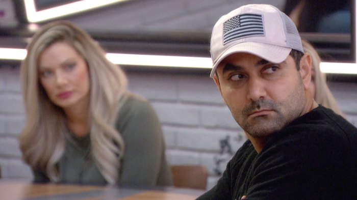 Kaysar Nicole Anthony Exit Interview Big Brother All Stars