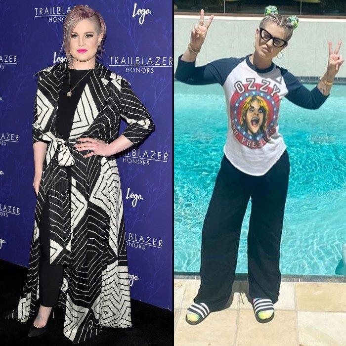 Kelly Osbourne Had Gastric Sleeve Surgery 2 Years Ago Kelly Osbourne Weight Gain