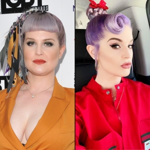 Kelly Osbourne Shows Off 85-Lb Weight Loss
