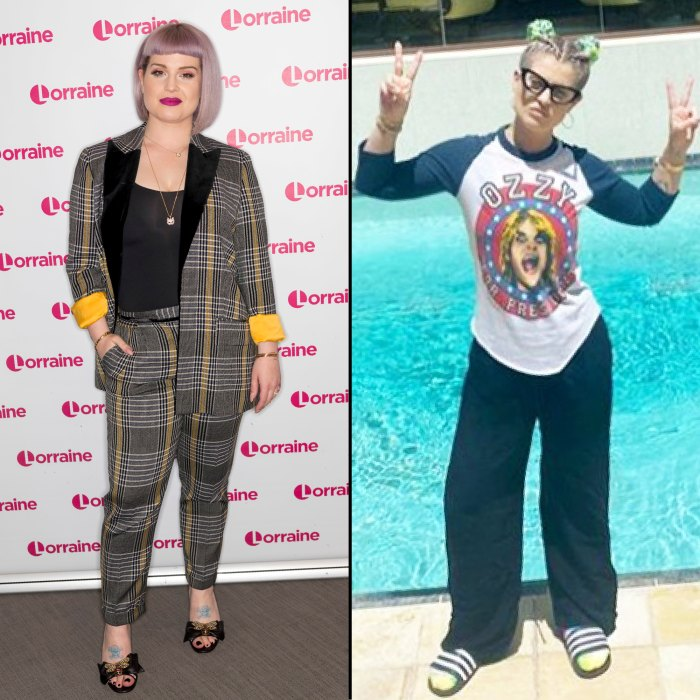 Kelly Osbourne Shows Off 85-Lb. Weight Loss: PicKelly Osbourne Weight Loss Soup