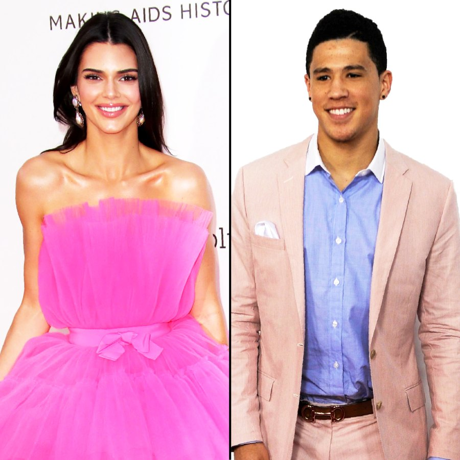 Kendall Jenner Steps Out With Devin Booker After Flirty Instagram Exchange