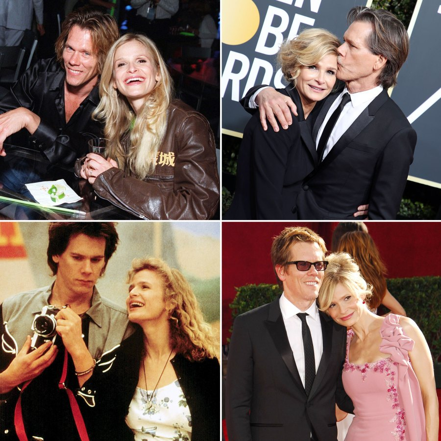 Kevin Bacon and Kyra Sedgwick Relationship Timeline
