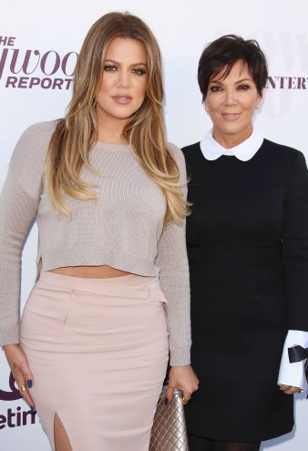 Khloe Kardashian Goes All Out to Transform Into Kris Jenner … Again!
