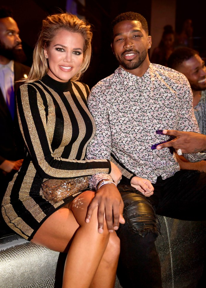Khloe Kardashian dhe Tristan Thompson janë përsëri së bashku, ajo do të 'duhej' të kishte një fëmijë tjetër
