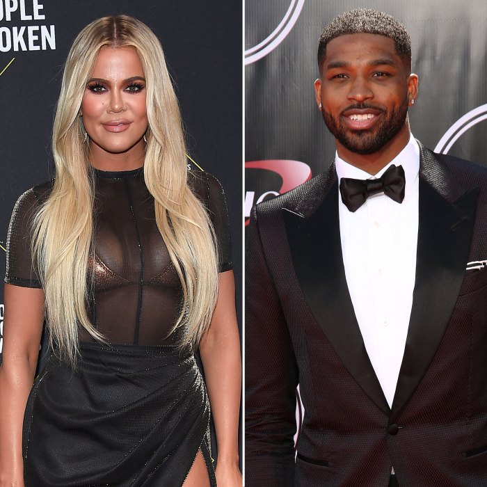 Khloe Kardashian and Tristan Thompson Never Really Fell Out of Love