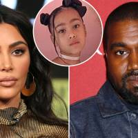 Kim-Kardashian-and-Kanye-West-Daughter-North-Wants-to-Be-With-Him-in-Wyoming-Amid-Marriage-Issues