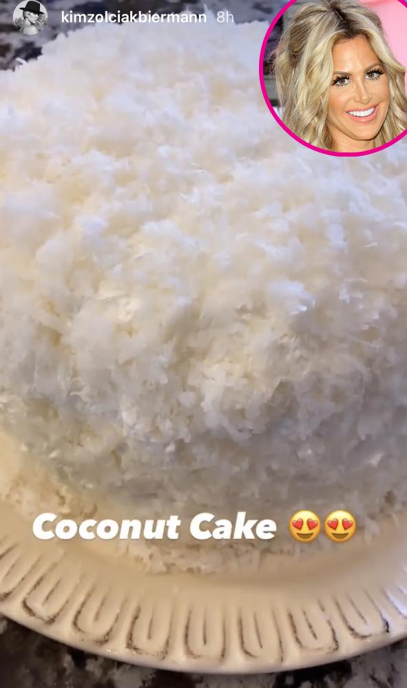 Kim Zolciak Cake